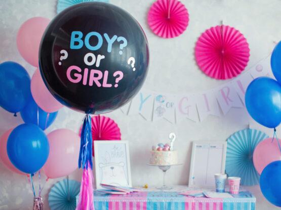 jumbo balloons got gender reveal philadelphia